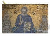 Empress Zoe Mosaic - Hagia Sophia Carry-all Pouch