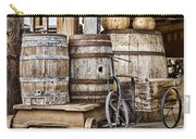 Emptied Barrels Carry-all Pouch
