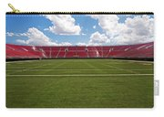 Empty American Football Stadium Carry-all Pouch