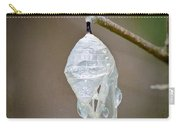 Empty Butterfly Chrysalis Carry-all Pouch