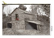 Empty Old Barn Carry-all Pouch by Jack Pumphrey