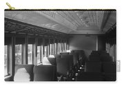 Empty Railway Coach Carry-all Pouch