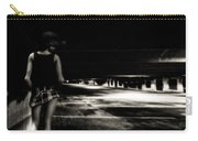 Empty Spaces Carry-all Pouch by Bob Orsillo