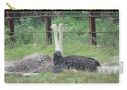 Emu Birds Carry-all Pouch