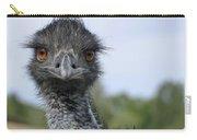Emu Gaze Carry-all Pouch