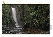 Encantada Waterfall Costa Rica Carry-all Pouch