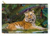 Enchaned Tigress Carry-all Pouch