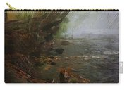 Enchanted River In The Mist Carry-all Pouch