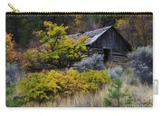 Enchanted Spaces Cabin In The Woods 2 Carry-all Pouch