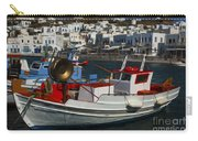 Enchanted Spaces Mykonos Greece 1 Carry-all Pouch