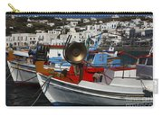 Enchanted Spaces Mykonos Greece 2 Carry-all Pouch