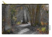 Enchanted Woods Carry-all Pouch by Linsey Williams