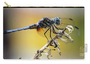 Enchanting Dragonfly Carry-all Pouch