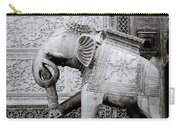 The Indian Elephant Carry-all Pouch
