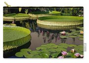 Enchanting Water Garden Carry-all Pouch