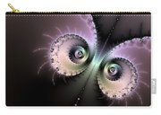 Encounter - Digital Fractal Artwork Carry-all Pouch