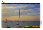 End Of Day At The Bay Carry-all Pouch