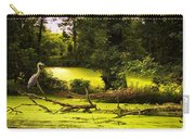 End Of Path Merged Image Carry-all Pouch
