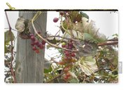 End Of Season Grapes Carry-all Pouch
