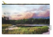 End Of The Day - Landscape Art Carry-all Pouch