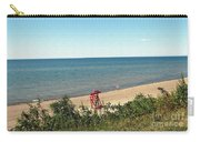 End Of The Season At Wendt Beach Park Carry-all Pouch