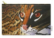 Endangered - Ocelot Carry-all Pouch