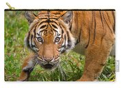 Endangered Species Sumatran Tiger Carry-all Pouch