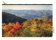 Endless Autumn Mountains Carry-all Pouch