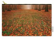 Endless Autumn Carry-all Pouch by Jacky Gerritsen
