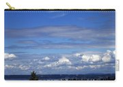 Endless Clouds Carry-all Pouch