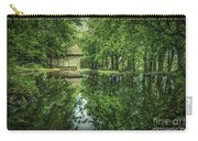Endless Shades Of Green Carry-all Pouch