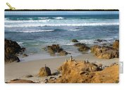 Energizing Seascape At Spanish Bay Carry-all Pouch