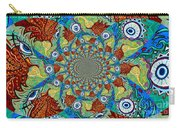 Energy Sprite Kaleidosope Carry-all Pouch