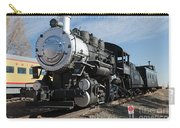 Engine 4455 In The Colorado Railroad Museum Carry-all Pouch