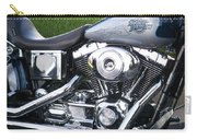 Engine Close-up 5 Carry-all Pouch