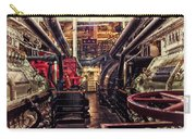 Engine Room Queen Mary 02 Carry-all Pouch