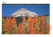 2d10688-engineer Mountain In Fall  Carry-all Pouch