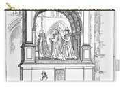 England Church Monument Carry-all Pouch