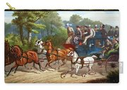 England Road Travel, 1880 Carry-all Pouch