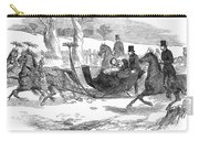England Royal Sledge, 1854 Carry-all Pouch