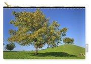 English Black Walnut Tree Switzerland Carry-all Pouch