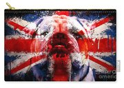 English Bull Dog Carry-all Pouch
