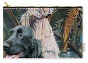 English Cocker Spaniel Art - A Streetcar Named Desire Carry-all Pouch