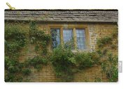 English Cottage Window Carry-all Pouch