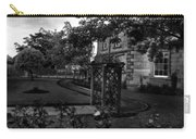 English Country Garden And Mansion - Series II Carry-all Pouch