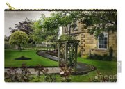 English Country Garden And Mansion - Series IIi. Carry-all Pouch