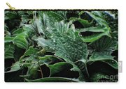 English Country Garden - Series V Carry-all Pouch by Doc Braham
