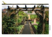 English Country Gardens - Series IIi Carry-all Pouch