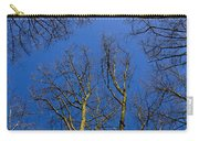 English Forest Trees Carry-all Pouch