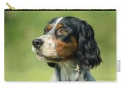 English Setter Dog Carry-all Pouch